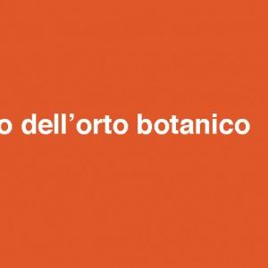SegretoOrtoBotanico