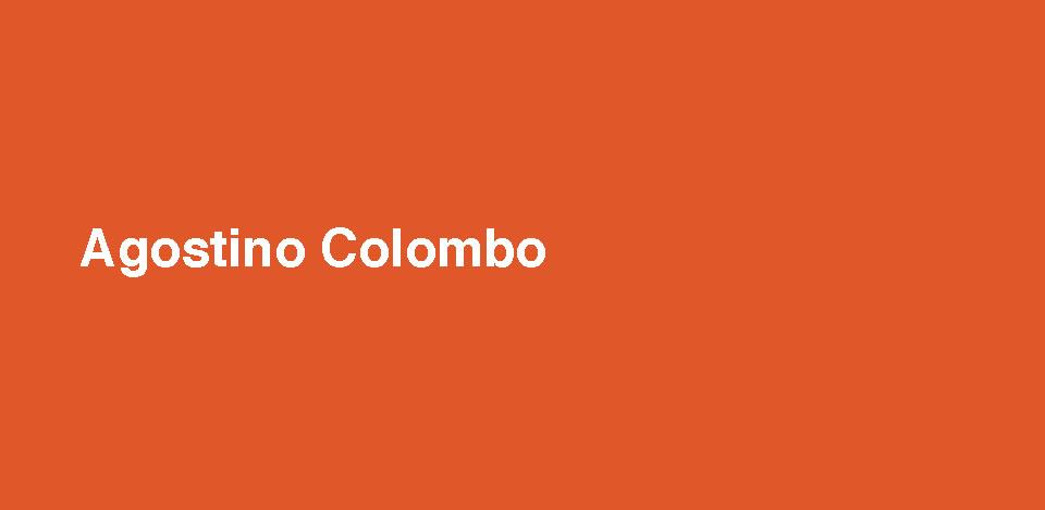 agostino-colombo