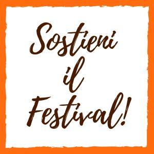 Sostieni il Festival!