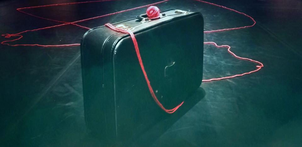 Spettacolo_Una valigia per Itaca