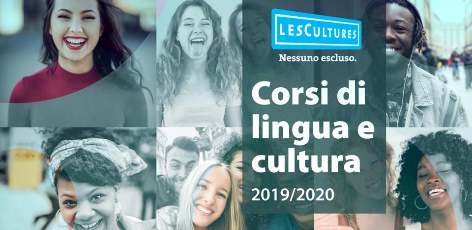 Presentazione corsi lingue
