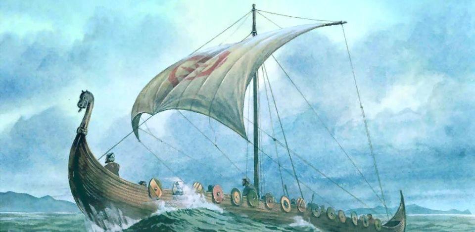 Navigazione vichinghi